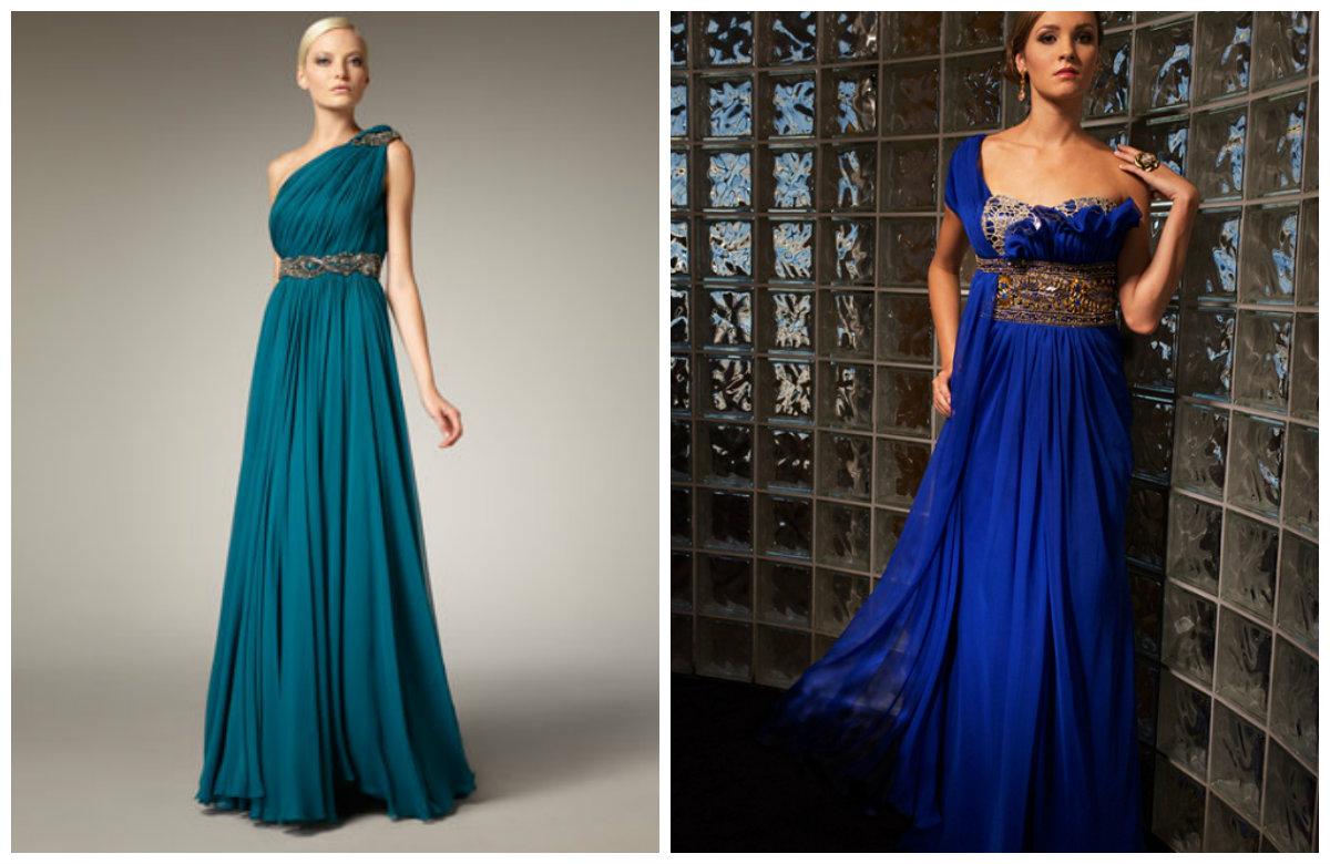 moda feminina 2019, estilo grego