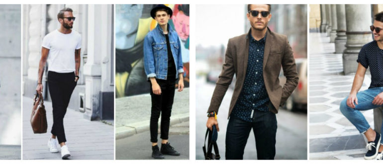 moda masculina 2018, roupa casual masculina