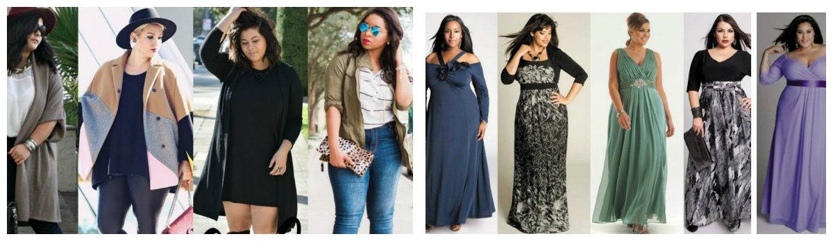 moda plus size 2019, roupa em moda 2019
