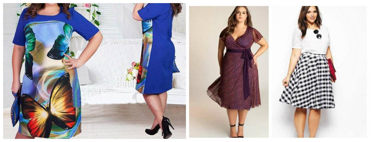 moda plus size 2019, vestidos casuais, alongados com onramentos