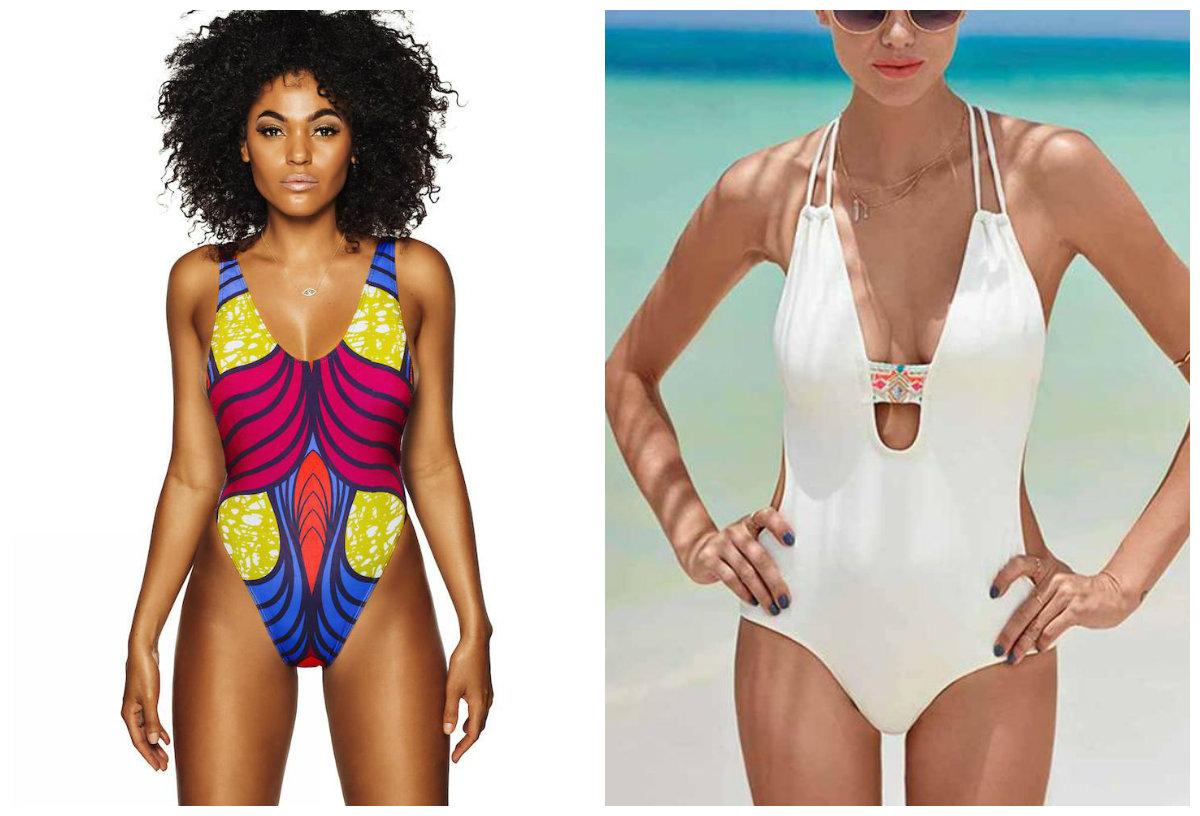 moda praia 2018, modelos deportivos