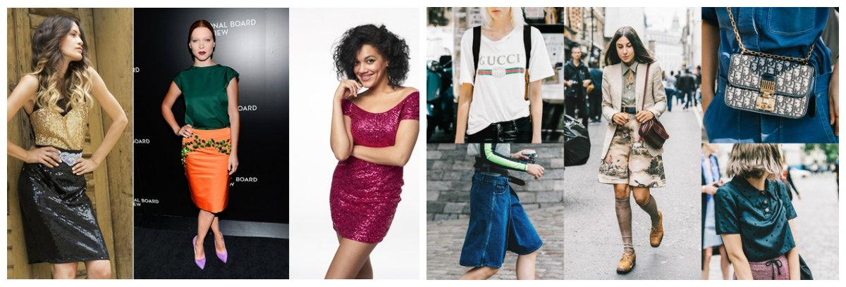 roupas femininas 2018, roupas brilhantes