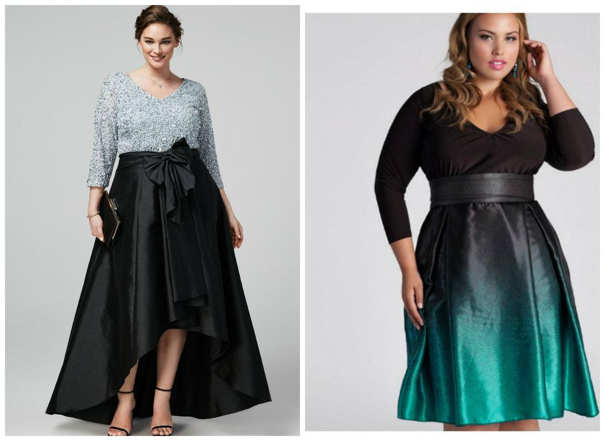 roupas plus size 2019, vestidos de basque