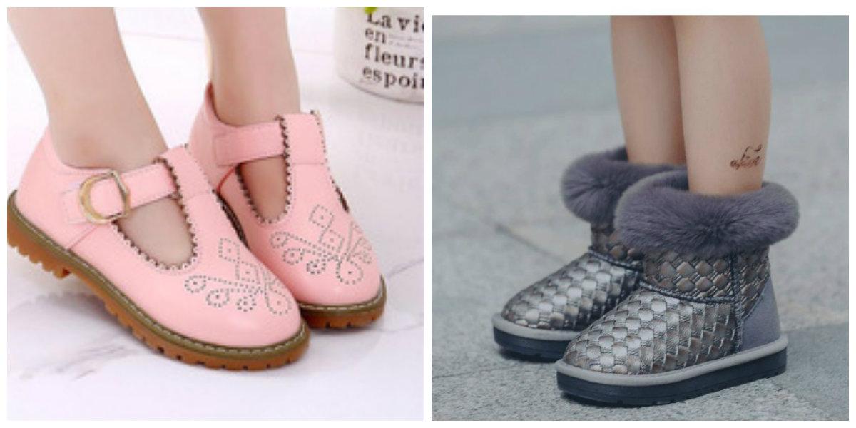 sapatos infantil 2018, sapatos de estilo retro