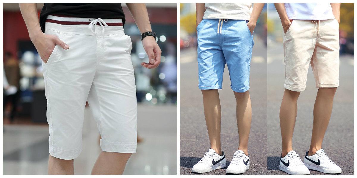 short masculino 2018, short calcas masculino