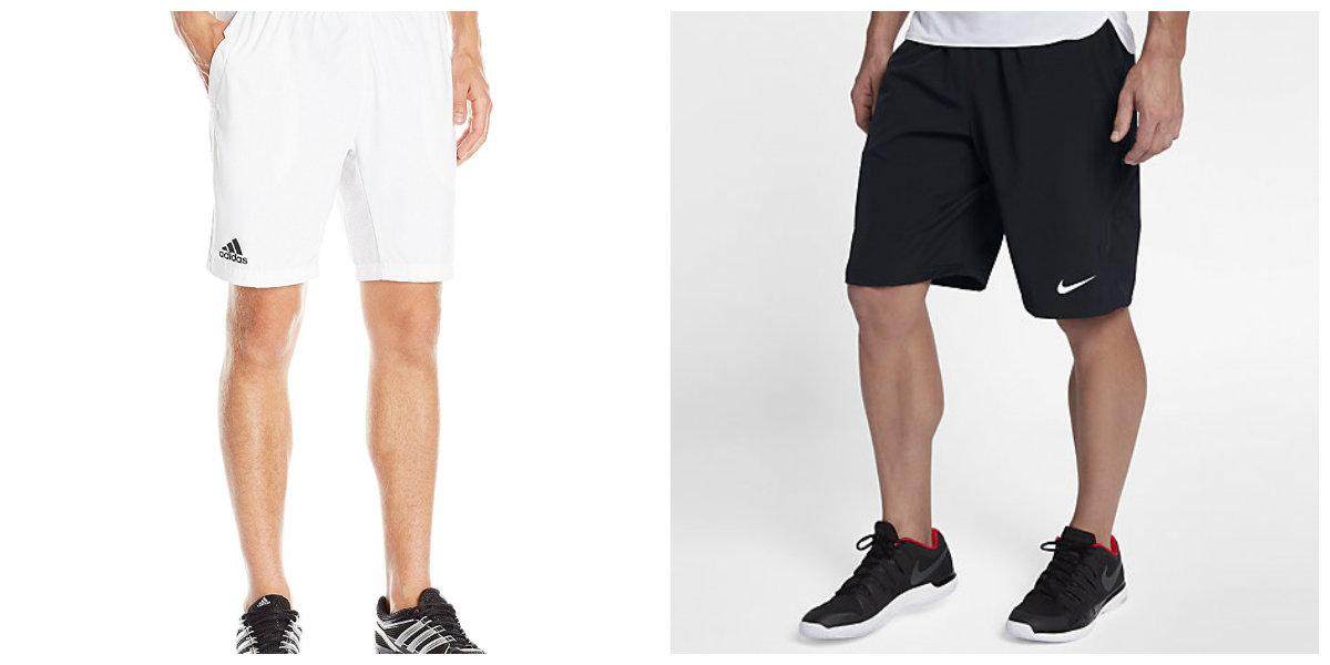 short masculino 2018, short masculino para tenis