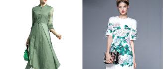 vestidos femininos 2018, vestidos de trapezio, bordado floral