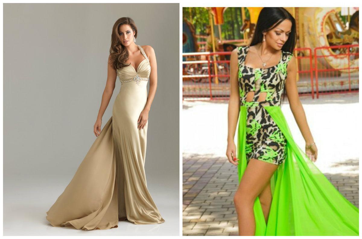 vestidos femininos 2019, vestido com cauda