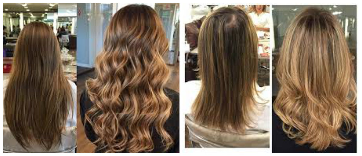 cabelo de duas cores, majimeches