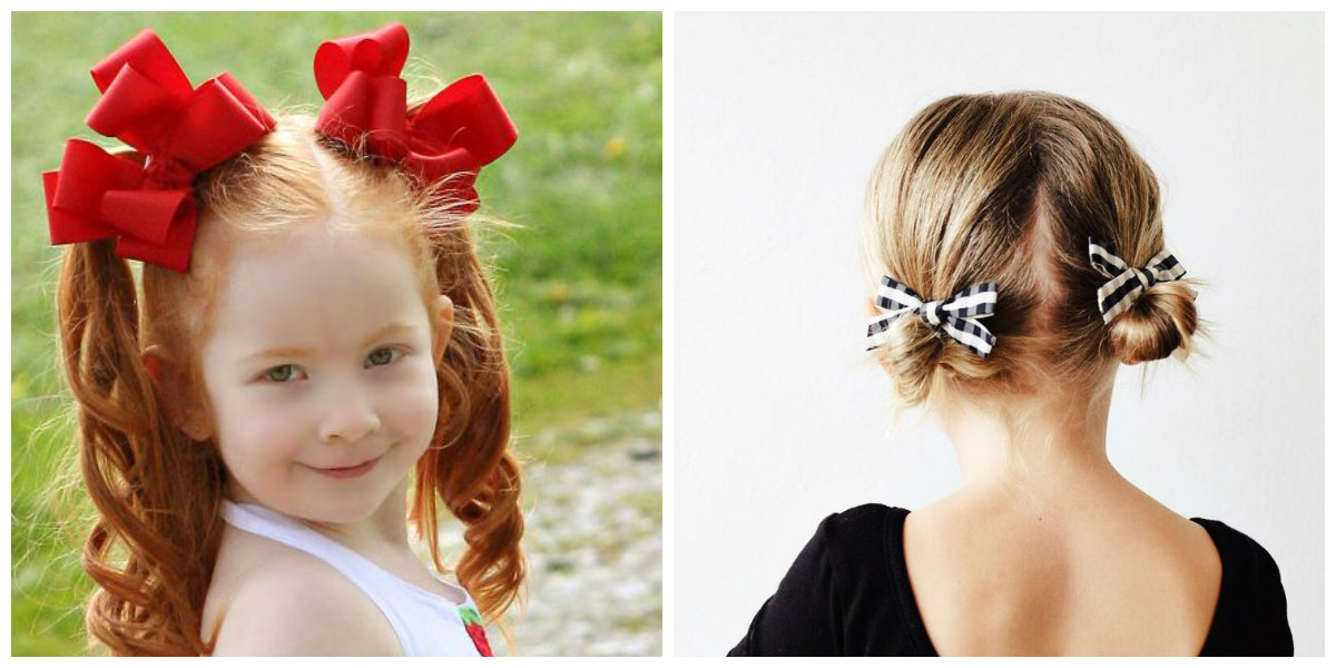 penteados para crianças, penteados atuais