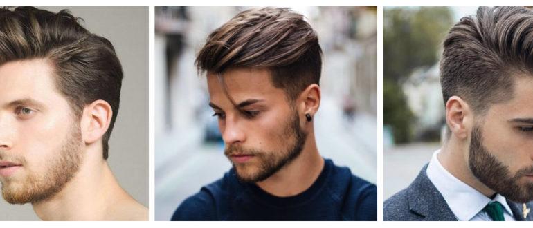 corte de cabelo pompadour, cortes masculinos, cortes atuais
