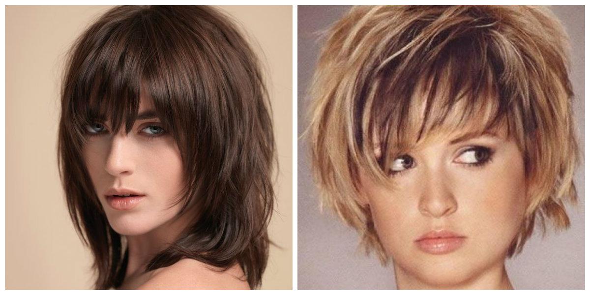 corte de cabelo shag, corte de cabelo atual