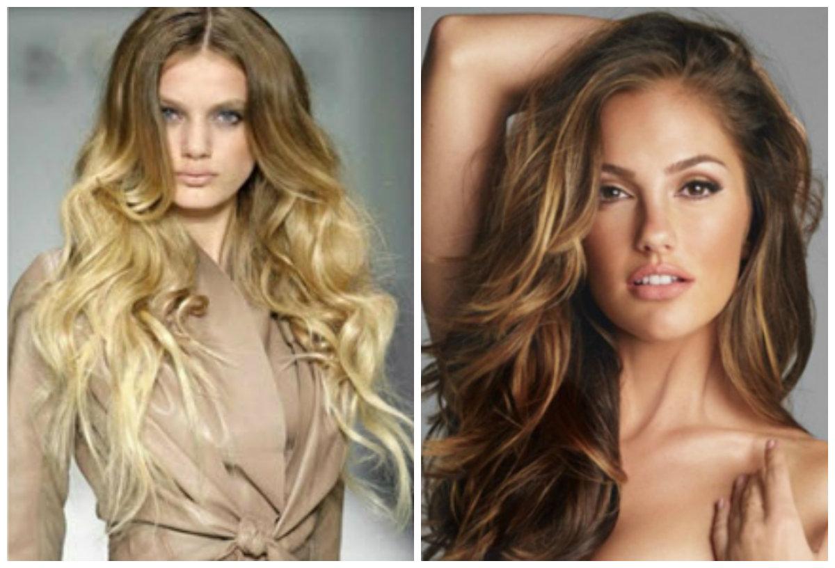 penteados para cabelos longos, penteados volumetricos