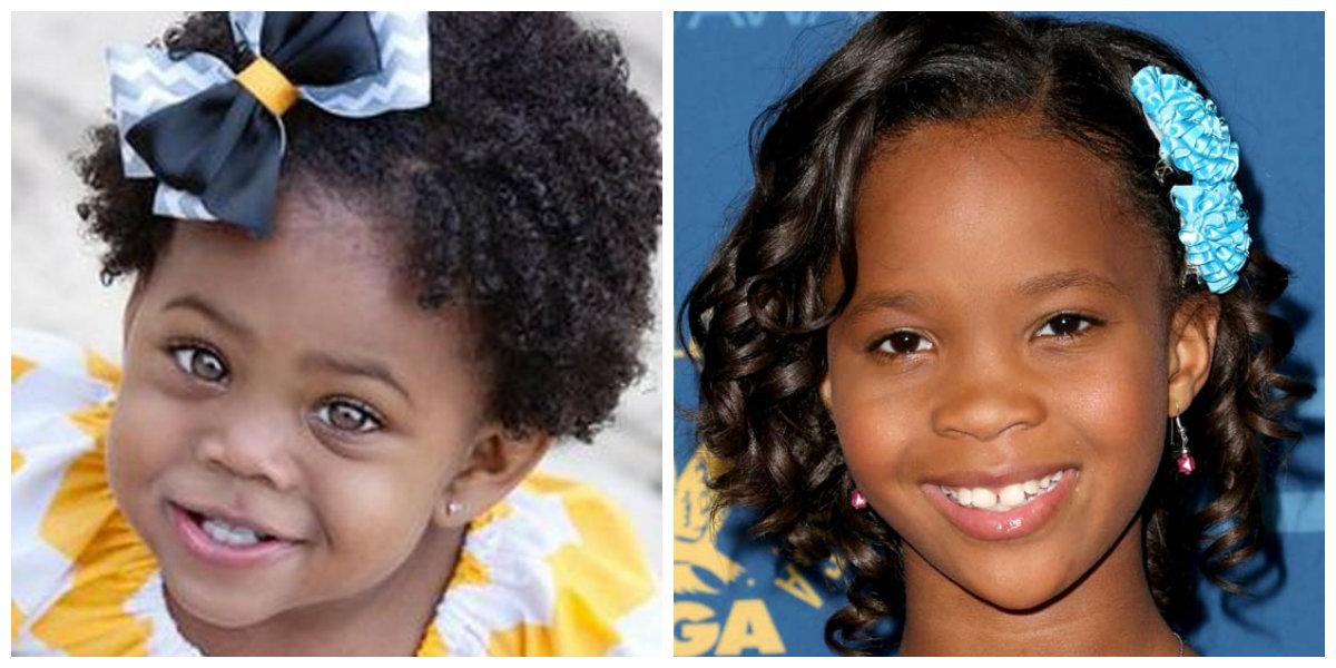 penteados para meninas, penteados para afroamericanos