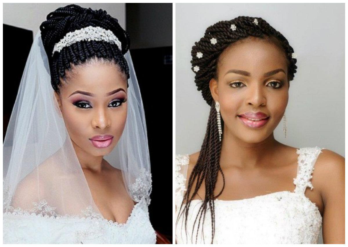 penteados tranças afros, penteados para noivas