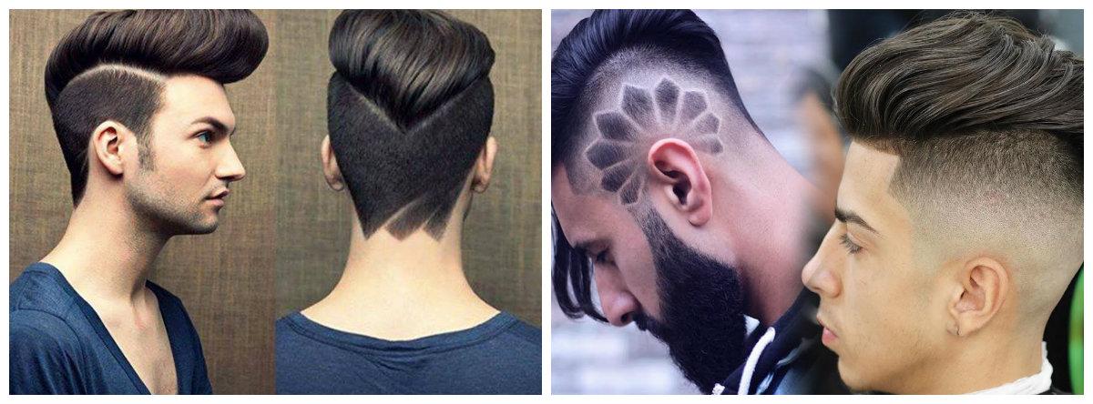 tatuagem de cabelo, cabelo atual