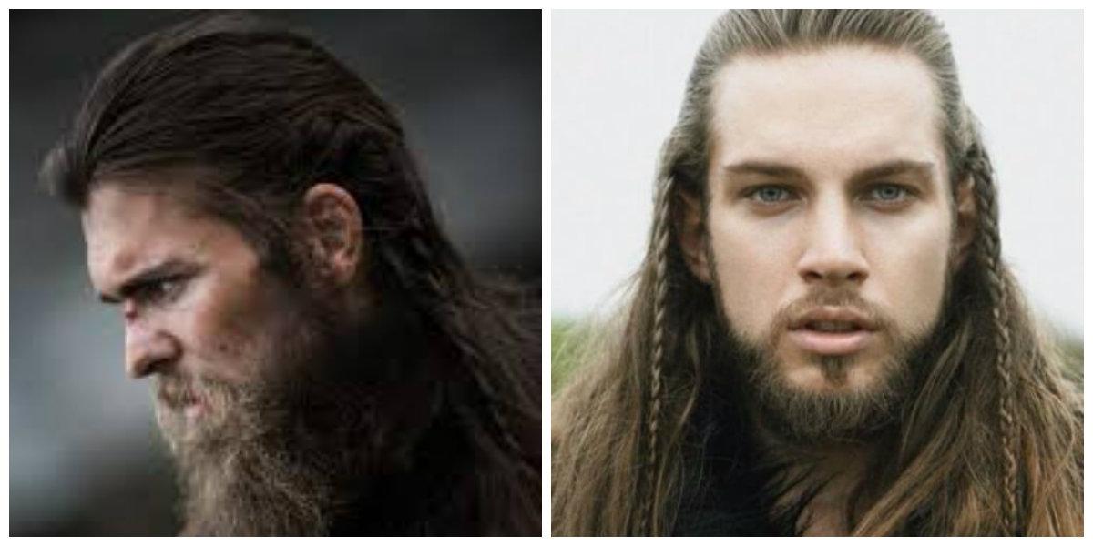 tranças masculinas, penteados para guerreiros