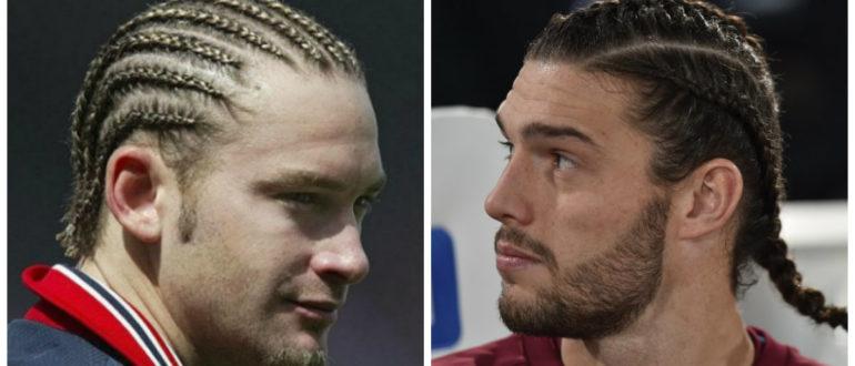 tranças masculinas, penteados para esportistas