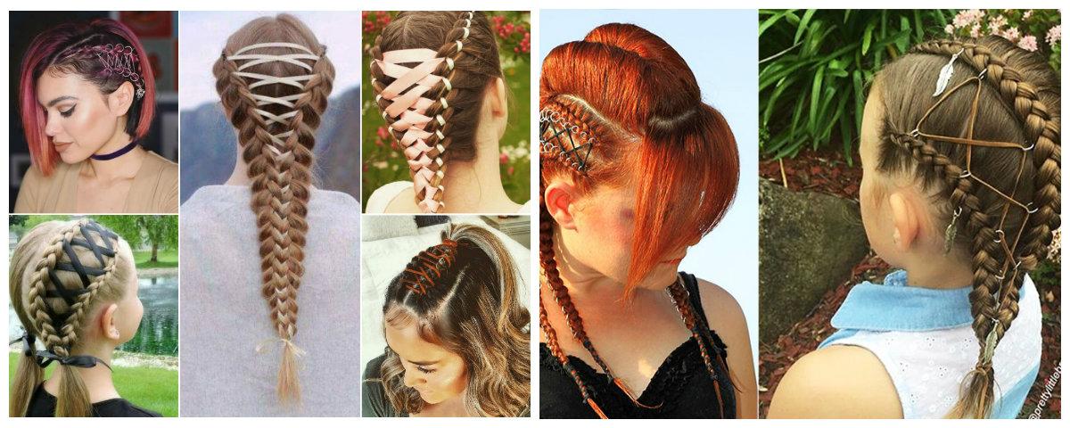 cabelo elegante , penteado de espartilha