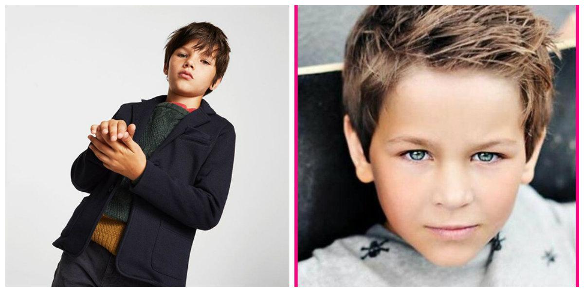 corte de cabelo infantil masculino, cortes populares
