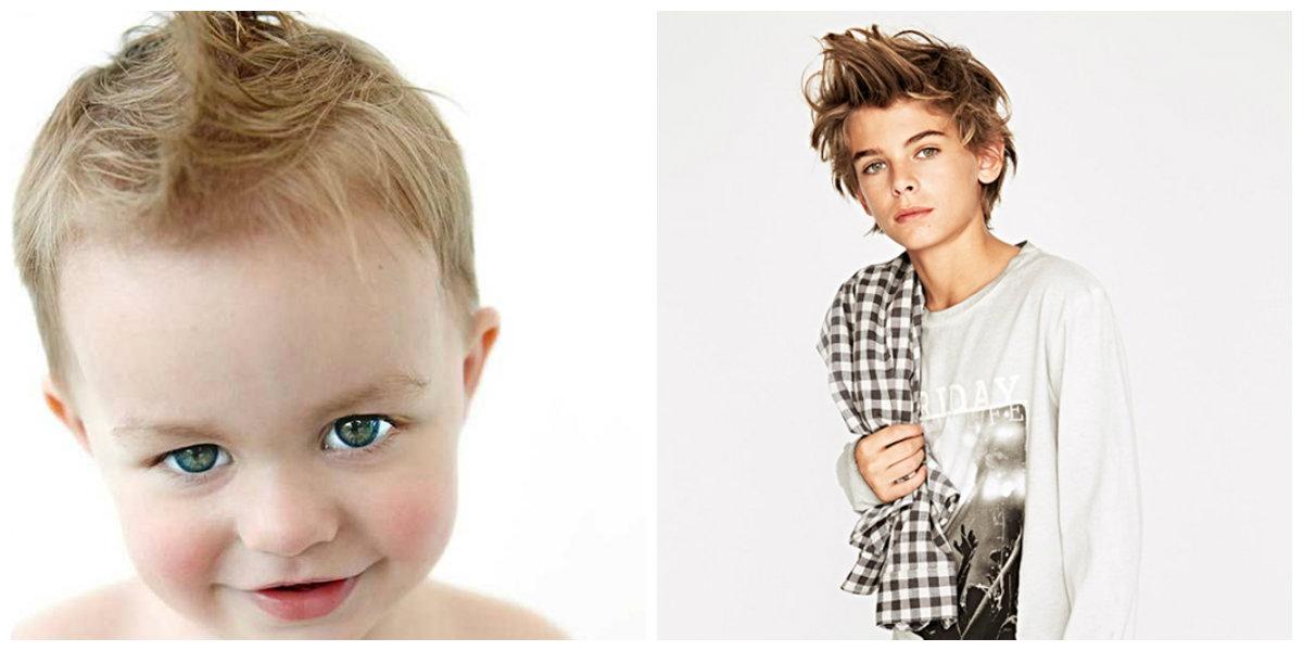 corte de cabelo infantil masculino, cortes modernos