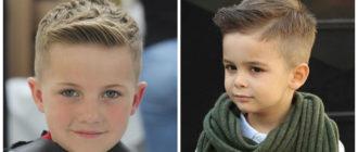 corte de cabelo masculino infantil, cortes de cabelo