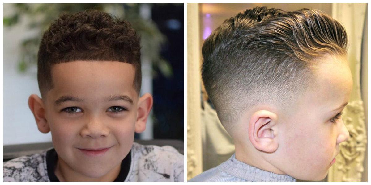 corte de cabelo masculino infantil, cortes populares