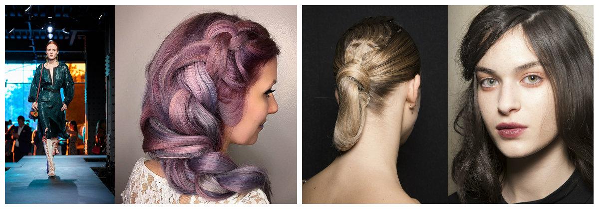 novas tendências de cabelo, texturas de cabelo