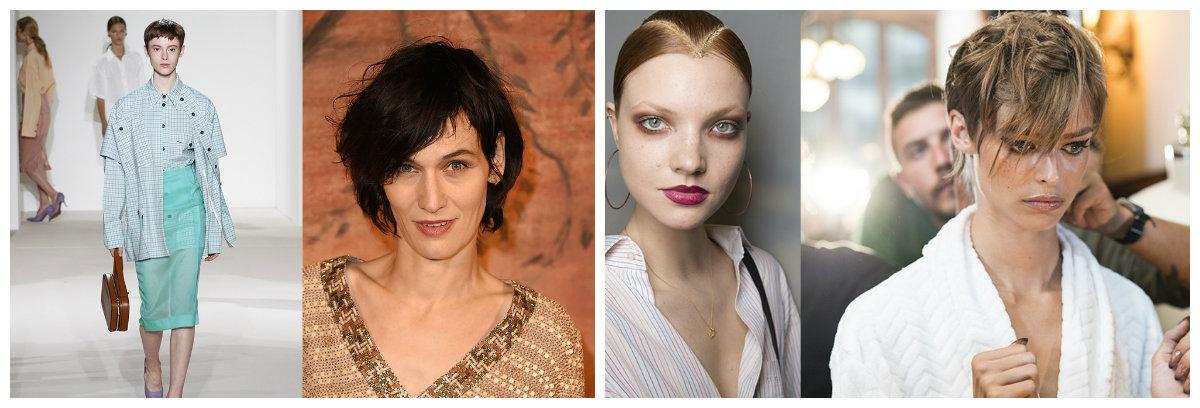 novas tendências de cabelo, penteados atuais