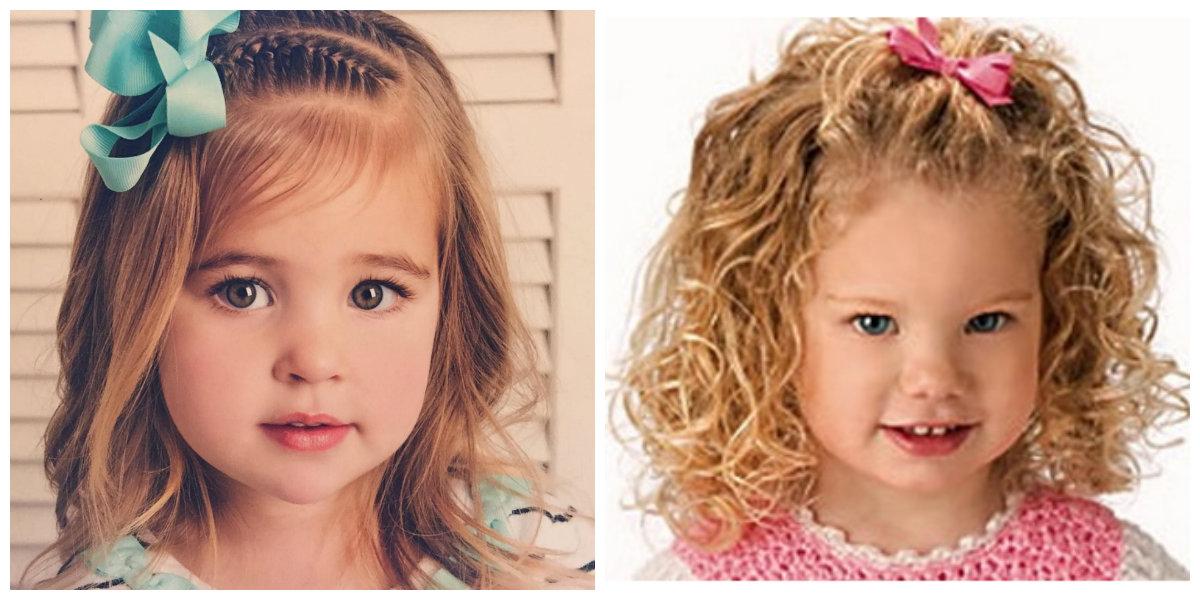 penteados de meninas, cabelos lisos