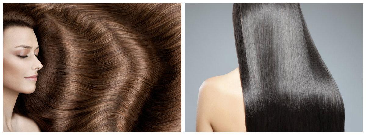 produtos para cabelos, laminacao com gelatina