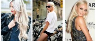 cores de cabelo 2018, cor de cabelo platino loiro