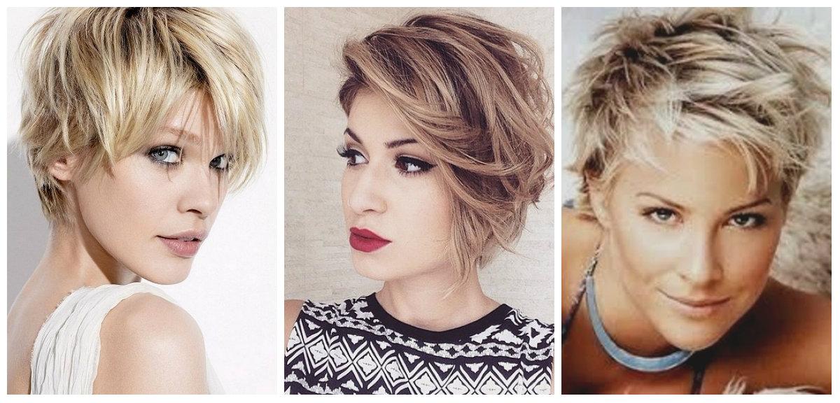 cortes de cabelo curto feminino 2019, penteado curto