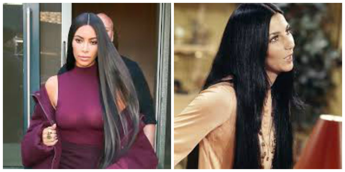 cortes de cabelo longo 2018, cabelos longos