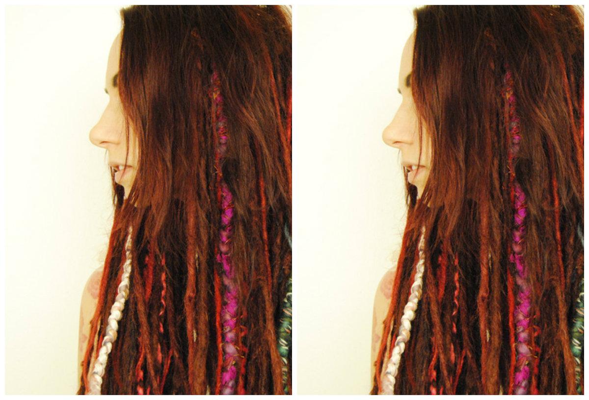 tranças de cabelo, tranças modernas