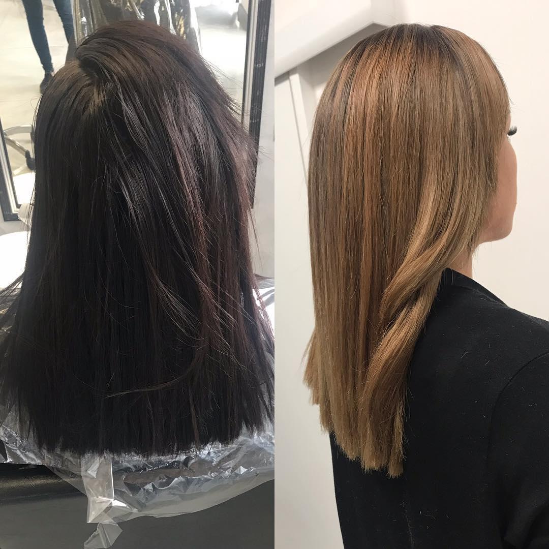 Cor-do-cabelo-2019-Coloração-de-cabelo-elegante