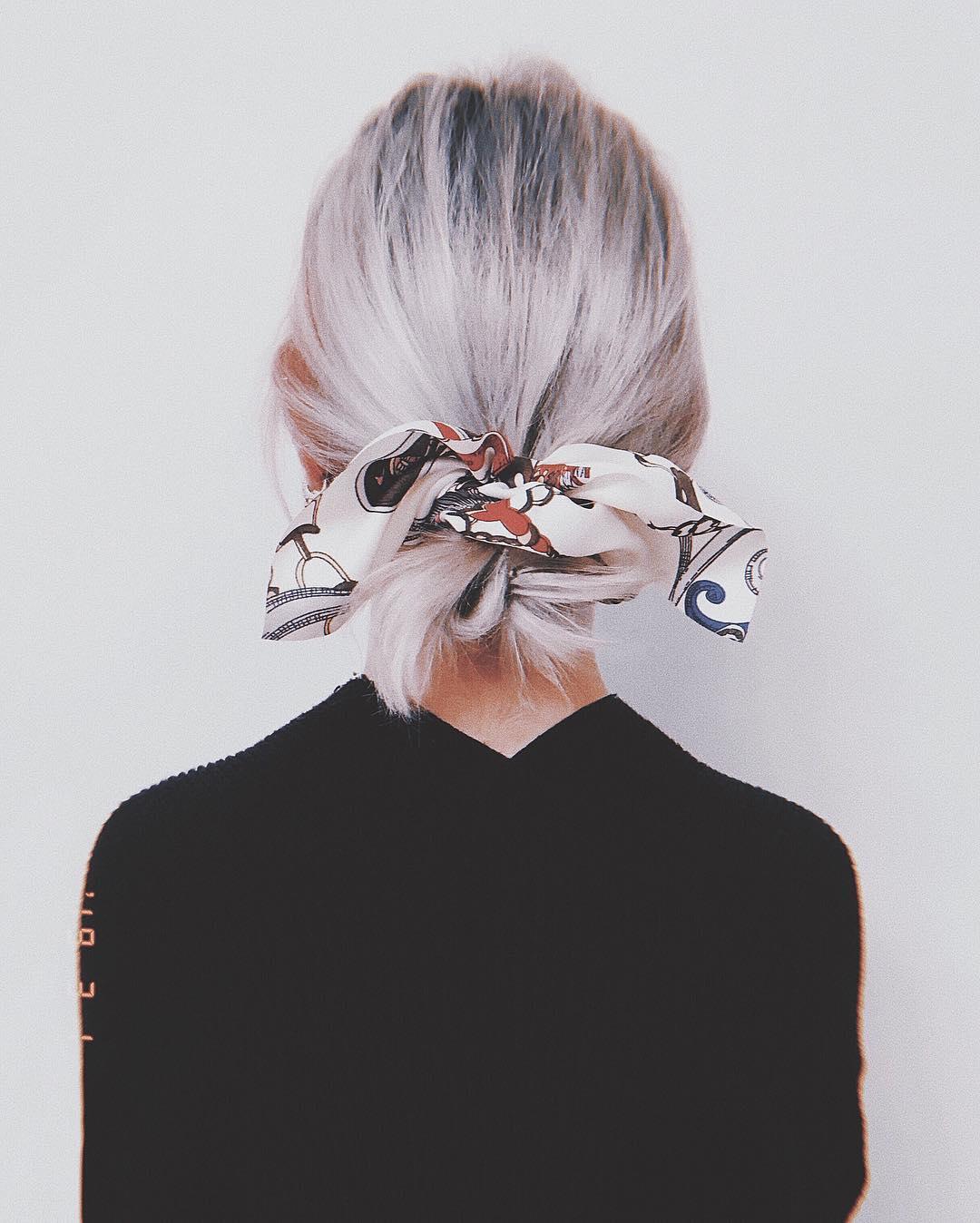 Fita-de-cabelo-multifuncional-Penteados-atuais-e-interessantes