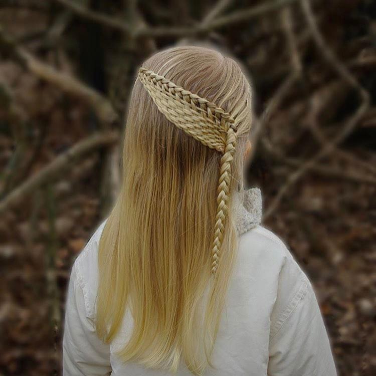 Penteados-para-meninas-Tendências-modernas-para-crianças